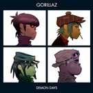 Gorillaz - Demon Days 2xLP