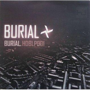 "Hyperdub Burial - S/T 2x12"""