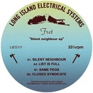L.I.E.S. Fret - Silent Neighbour 12""