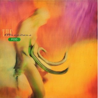 4AD Breeders, The - Pod LP