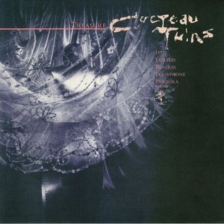 4AD Cocteau Twins - Treasure LP