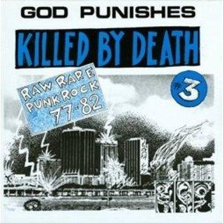 V/A - Killed By Death Vol. 3 LP
