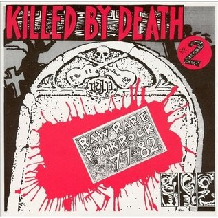 V/A - Killed By Death Vol. 2 LP