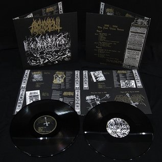 Drakkar Productions Arghoslent ‎– 1990-1994 The First Three Demos 2xLP
