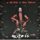 Shadow Kingdom Records Death SS ‎- In Death Of Steve Sylvester 2xLP