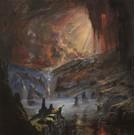 Shadow Kingdom Records Horrified - Allure Of The Fallen LP (Color Vinyl)