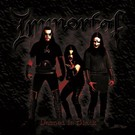 Osmose Productions Immortal - Damned In Black LP
