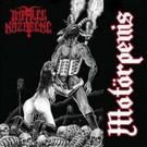 """Osmose Productions Impaled Nazarene - Motorpenis 12"""" (Whtie Vinyl)"""