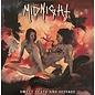 Hells Headbangers Midnight - Sweet Death And Ecstasy LP (Red/Yellow Vinyl)
