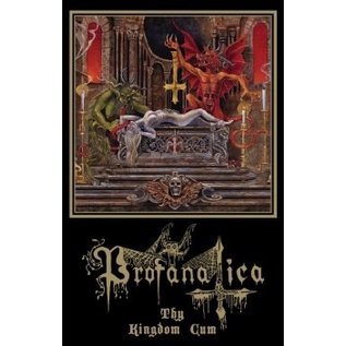 Hells Headbangers Profanatica - Thy Kingdom Cum CS