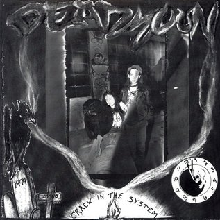 Mississippi Records Dead Moon - Crack In The System LP