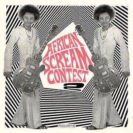 Analog Africa V/A - African Scream Contest 2 2xLP