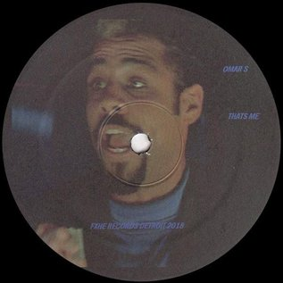 FXHE Records Omar S - That's Me 12""