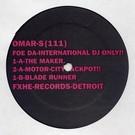 """FXHE Records Omar S - 111 2x12"""""""
