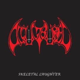 "Stygian Black Hand Occult Burial - Skeletal Laughter 7"""