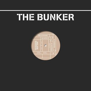 Bunker Records Echiverri, Abby - Ab Initio 12""