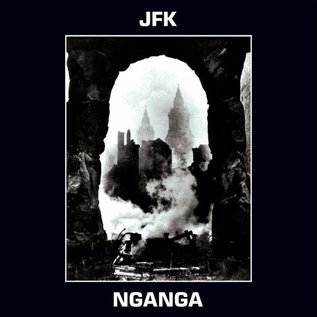 Chondritic Sound JFK - Nganga LP