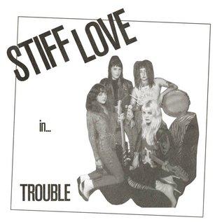 """Neck Chop Records Stiff Love - Trouble 7"""""""