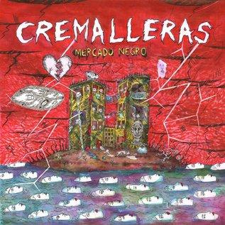 "Thrilling Living Records Cremalleras - Mercade Negro 12"""