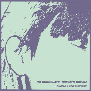 """Bitter Lake Recordings C. Memi + Neo Matisse - No Chocolate 7"""""""