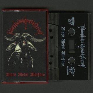 Nuclear War Now! Productions Blasphamagoatachrist - Black Metal Warfare CS