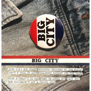 Not On Label Big City - S/T CS