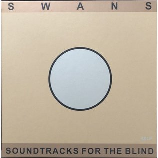 Young God Swans - Soundtracks For The Blind 4xLP Boxset