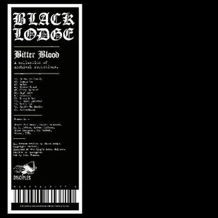 Black Lodge - Bitter Blood LP