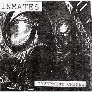 "Ultra Sonido Inmates - Government Crimes 7"""