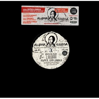"Alpha & Omega - Rastafari/Words Of Thy Mouth 10"""