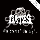 High Society Satanic Records G.A.T.E.S. ‎- Children Of The Night CD