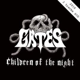 High Society Satanic Records G.A.T.E.S. - Children Of The Night CD