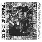 Asocial Terror Fabrication/Instinct Of Survival - Split LP
