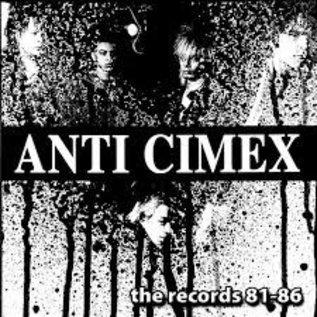 Anti-Cimex - The Records 81-86 LP