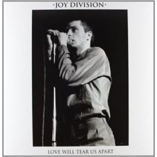 Joy Division ‎– Love Will Tear Us Apart LP