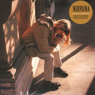 Nirvana - At The End Of Lonely Street LP