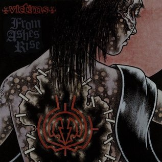 Havoc From Ashes Rise/Victims - Split LP