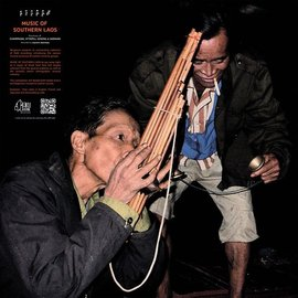Akuphone Jeanneau, Laurent - Music Of Southern Laos LP