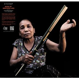 Akuphone Jeanneau, Laurent - Music Of Northern Laos LP