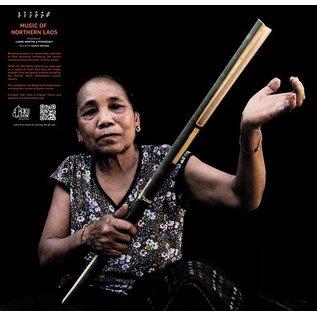 Akuphone Jeanneau, Laurent - Music Of Northern Laos LP
