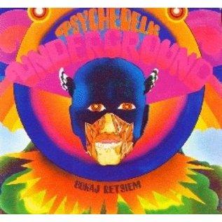 Bokaj Retsiem - Psychedelic Underground LP
