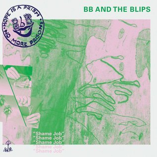 Thrilling Living Records BB And The Blips - Shame Job LP