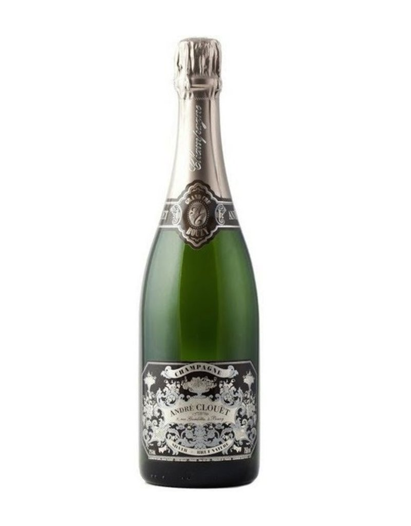 Sparkling Wine Andre Clouet Silver Brut Nature NV 750ml