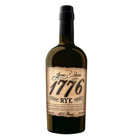 Rye Whiskey James E. Pepper 1776 Rye 750ml