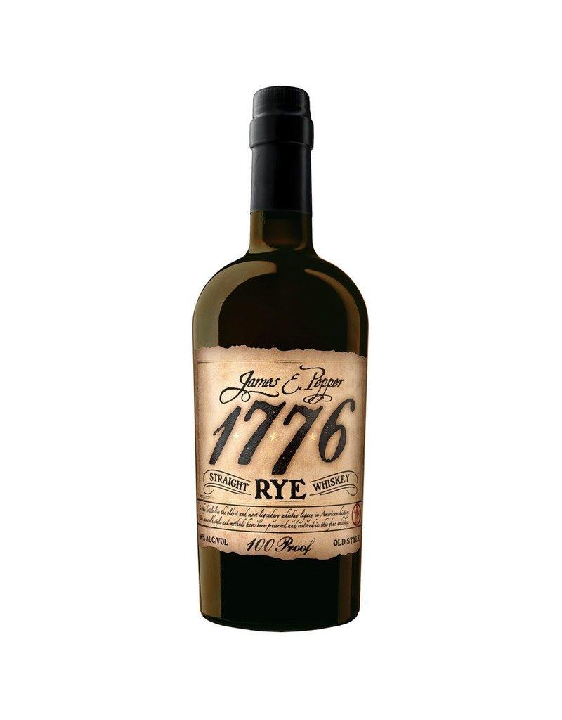 Rye Whiskey James E. Pepper 1776 Rye 750ml