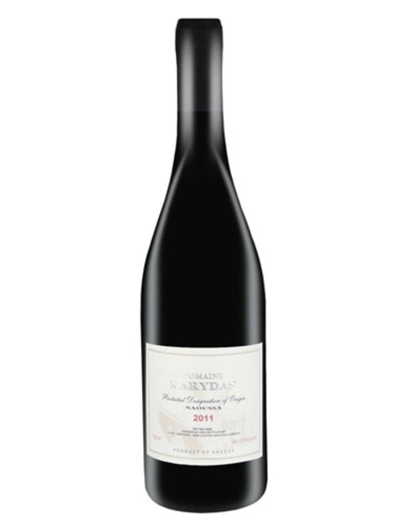 Greek Wine Karydas Naoussa 2012 750ml