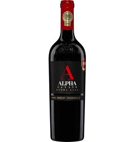 Greek Wine Alpha Estate SMX 2009 750ml