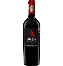 Greek Wine Alpha Estate SMX 2009 750ml