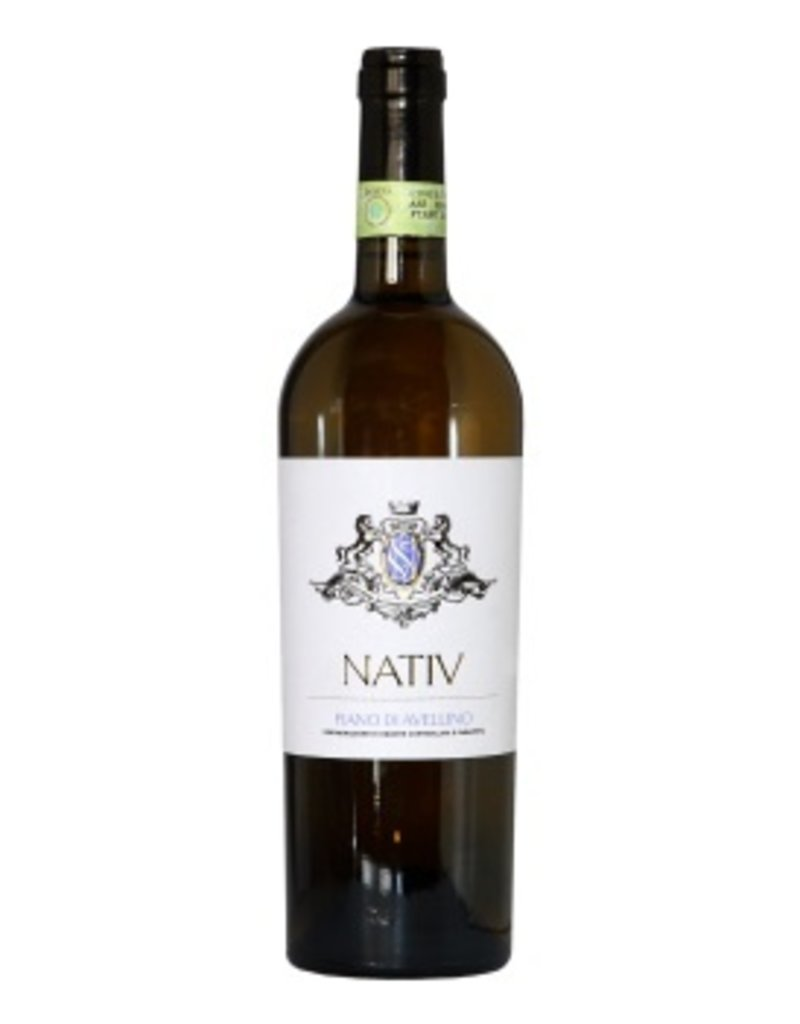 Italian Wine Nativ Fiano di Avellino 2012 750ml