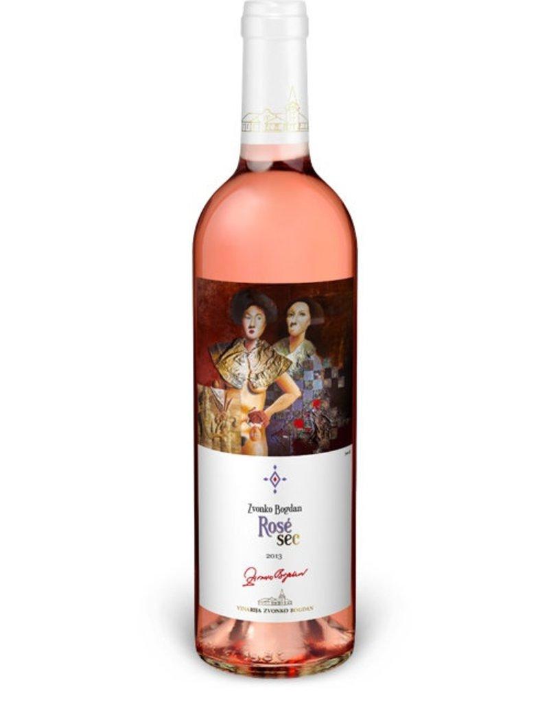 Eastern Euro Wine Zvonko Bogdan Rose Sec 2016 750ml